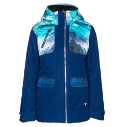 Obermeyer June Girls Ski Jacket, Dusk, 256