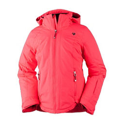 Obermeyer Kenzie Girls Ski Jacket, Popstar Pink, 256