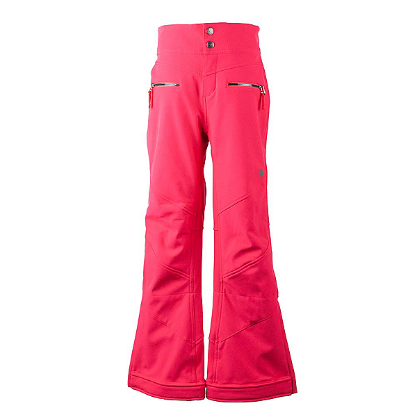 Obermeyer Jolie Softshell Girls Ski Pants, , 600
