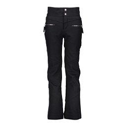 Obermeyer Jolie Softshell Girls Ski Pants, Black, 256