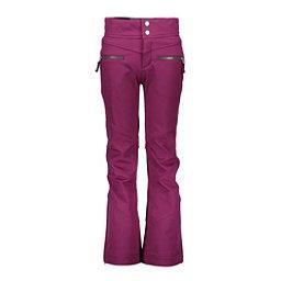 Obermeyer Jolie Softshell Girls Ski Pants, Metal Magenta, 256