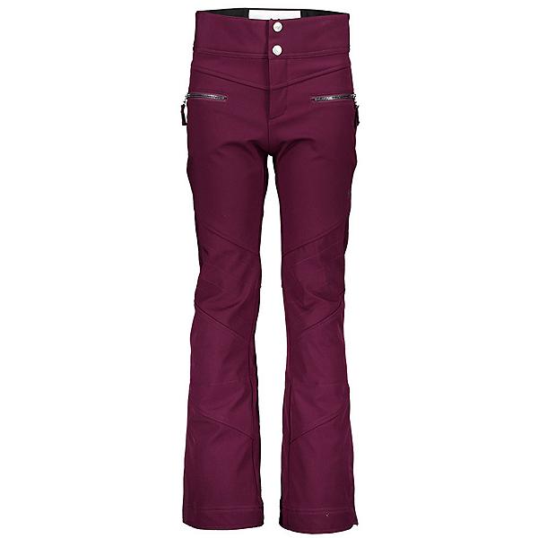 Obermeyer Jolie Softshell Girls Ski Pants, Drop The Beet, 600