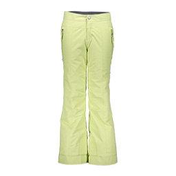 Obermeyer Brooke Girls Ski Pants, Citron, 256