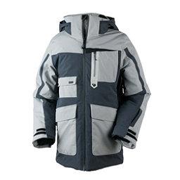 Obermeyer Axel Boys Ski Jacket, Ebony, 256