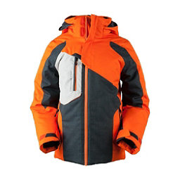 Obermeyer Outland Boys Ski Jacket, Drop Zone, 256