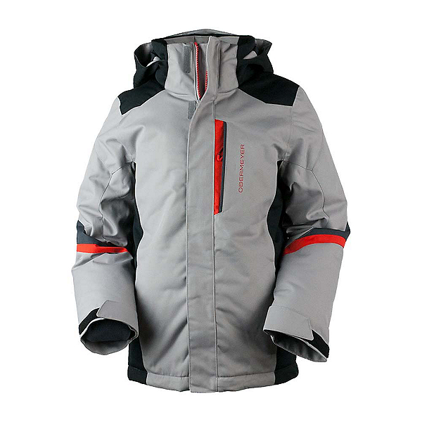 Obermeyer Fleet Boys Ski Jacket, , 600