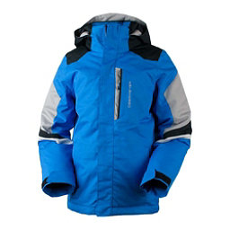 Obermeyer Fleet Boys Ski Jacket, Stellar Blue, 256