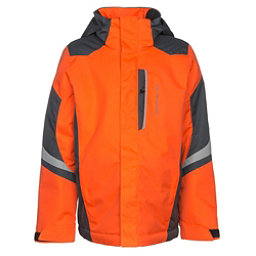 Obermeyer Fleet Boys Ski Jacket, Drop Zone, 256