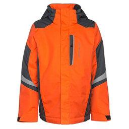 Obermeyer Fleet Boys Ski Jacket, Drop Zone, 256