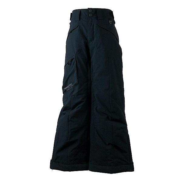 Obermeyer Porter Kids Ski Pants, Black, 600