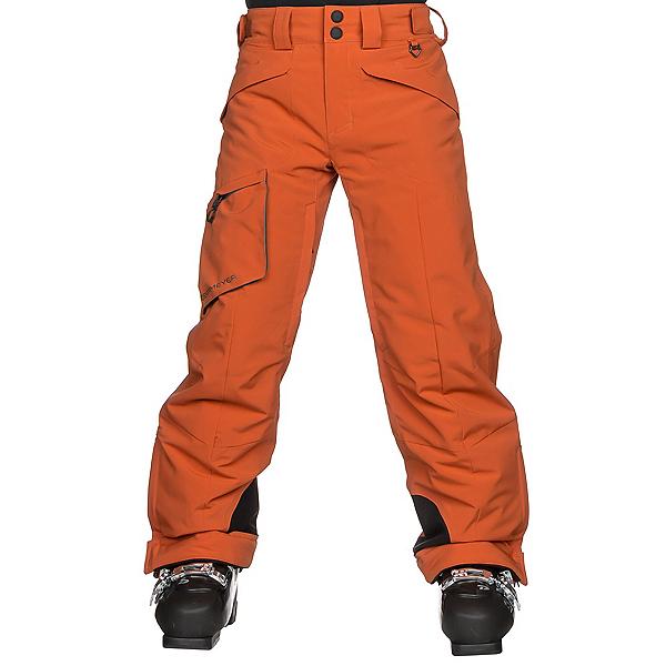 Obermeyer Porter Kids Ski Pants, Red Rock, 600