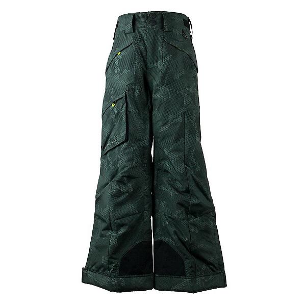 Obermeyer Porter Kids Ski Pants, Bit Camo, 600