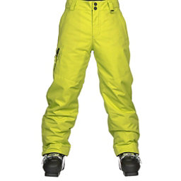 Obermeyer Brisk Kids Ski Pants, Green Flash, 256
