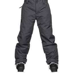 Obermeyer Brisk Kids Ski Pants, Ebony, 256