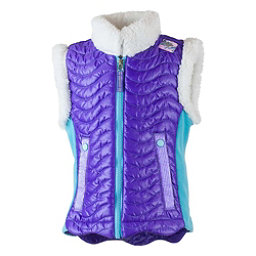 Obermeyer Snuggle-Up Toddler Girls Vest, Grapesicle, 256