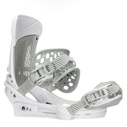 Burton Malavita Snowboard Bindings 2018, White Rabbit, 256