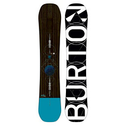 Burton Custom Flying V Wide Snowboard 2018, 162cm Wide, 256