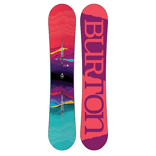 Burton Feelgood Flying V Womens Snowboard, , 600