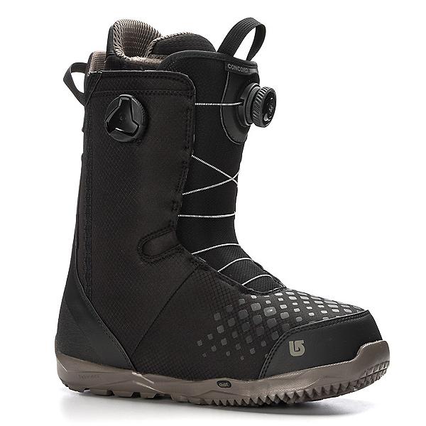 Burton Concord Boa Snowboard Boots 2018, Black, 600