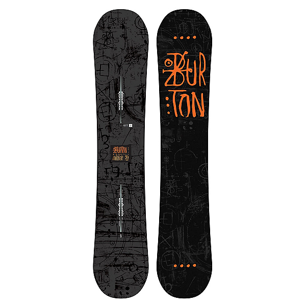 Burton Amplifier Wide Snowboard 2018, , 600
