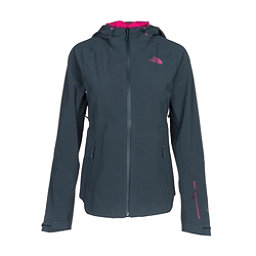 The North Face Apex Flex GTX Womens Shell Ski Jacket, Ink Blue, 256
