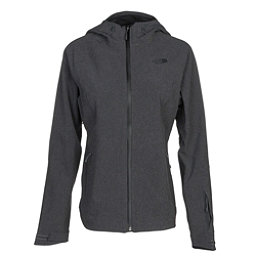 The North Face Apex Flex GTX Womens Shell Ski Jacket, TNF Dark Grey Heather, 256