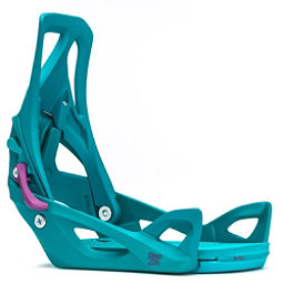 Burton Step On Womens Snowboard Bindings 2018, Tealest, 256