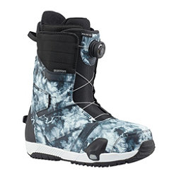 Burton Ruler Step On Snowboard Boots 2018, Gray Tie Dye, 256