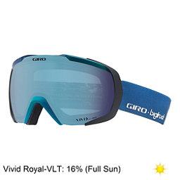 Giro Onset Goggles 2018, Big Truck-Vivid Royal, 256