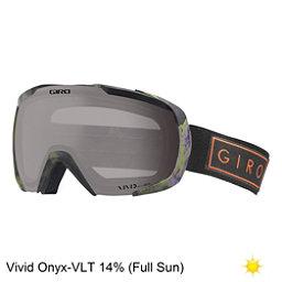 Giro Onset Goggles 2018, Riptide-Vivid Onyx, 256