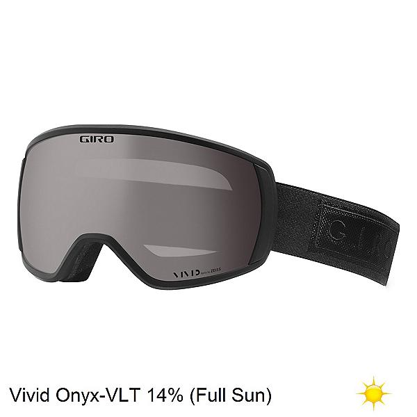 Giro Balance Goggles 2018, Black Bar-Vivid Onyx, 600