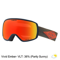 Giro Balance Goggles 2018, Turb Rust Mtn Div-Vivid Ember, 256
