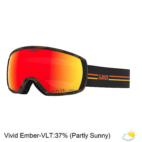 Giro Balance Goggles 2020, Gp Black-Vivid Ember, 600