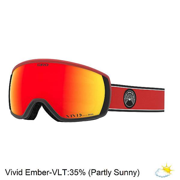 Giro Balance Goggles 2020, Part Sun, 600