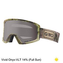 Giro Blok Goggles 2018, Kryptek Highlander-Vivid Onyx, 256