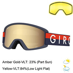 f17438c54334 Shop for Red Giro Ski Goggles at Skis.com