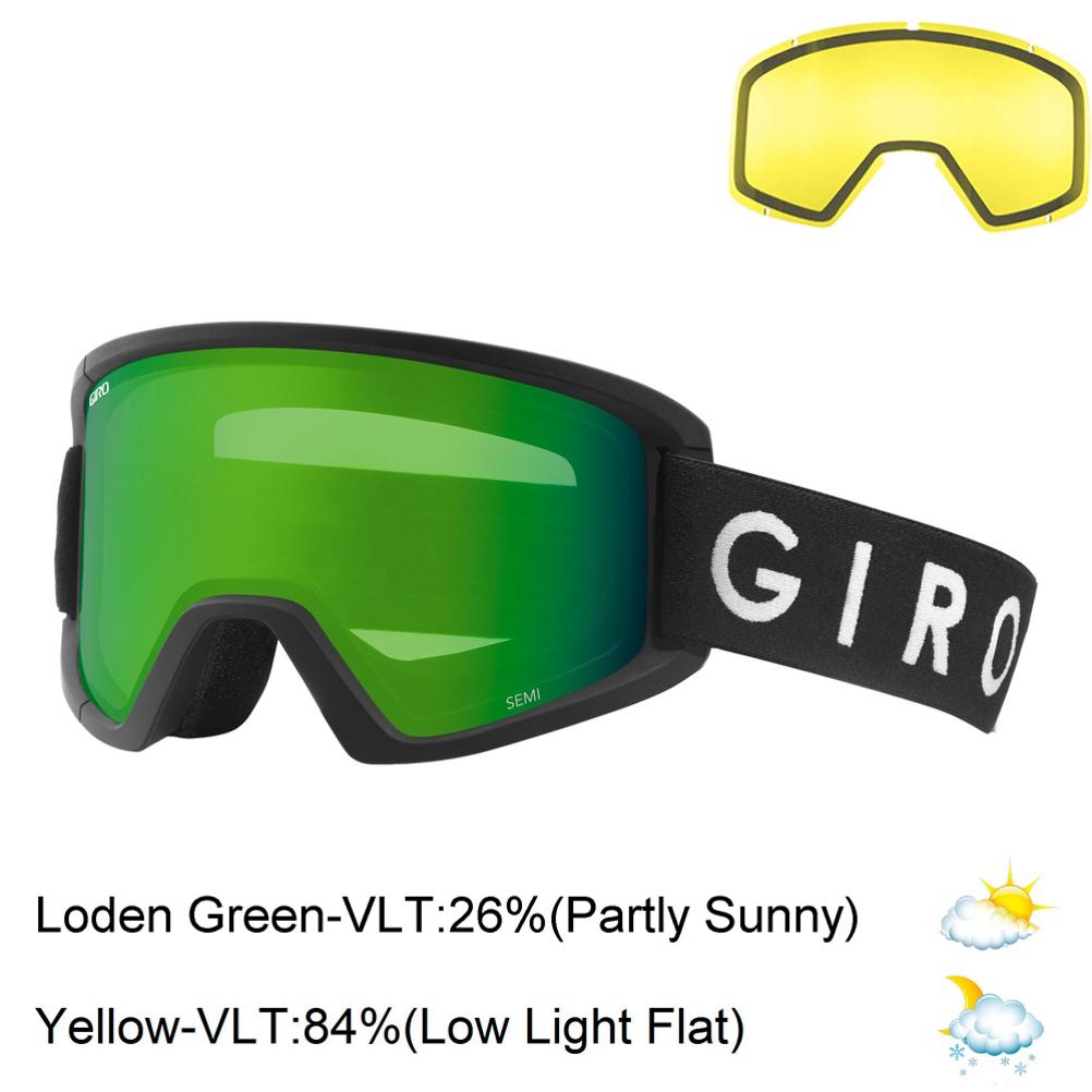 Giro Semi Goggles 2018