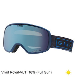 Giro Facet Womens Goggles, Blue Jay-Vivid Royal, 256