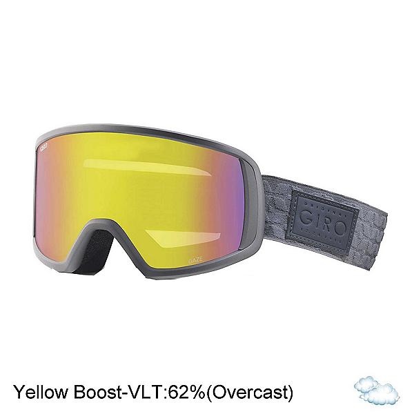 Giro Gaze Womens Goggles 2018, Overcast, 600