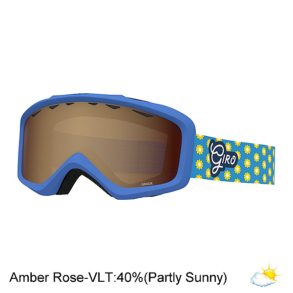 Giro Grade Youth Goggles 2020, Part Sun, 600