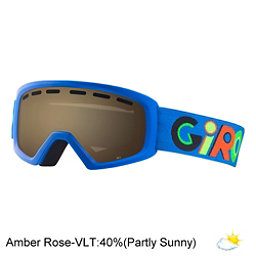 Giro Rev Youth Goggles 2018, Wild Boyz-Amber Rose, 256