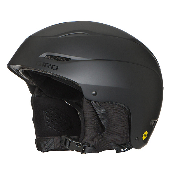 Giro Ratio MIPS Helmet 2018, Matte Black, 600