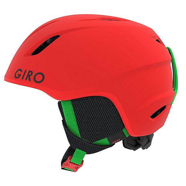 Giro Launch Kids Helmet 2019, Matte Bright Red, 600