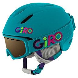 Giro Launch Combo Pack Kids Helmet 2018, Matte Marine Wild, 256