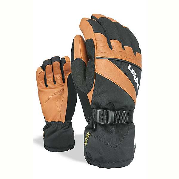 Level Patrol Gloves 2020, Brown, 600