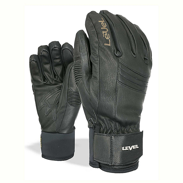 Level Rexford Gloves, Black, 600