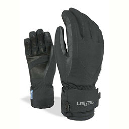 Level I-Super Radiator Womens Gloves, Black, 256