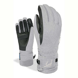 Level I-Super Radiator Womens Gloves, Grey, 256