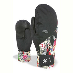 Level Bliss Sunshine Womens Mittens, Pk Rainbow, 256