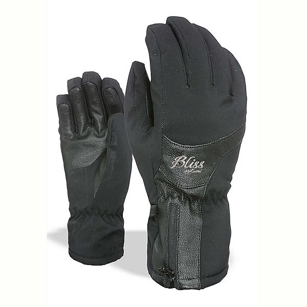 Level Bliss Emerald Womens Gloves, Black, 600